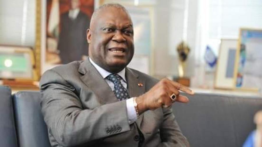 Simone Gbagbo, ses condoléances pour Marcel GOSSIO — Côte d'Ivoire