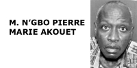 M. N'GBO PIERRE MARIE AKOUET, Homme d'affaire