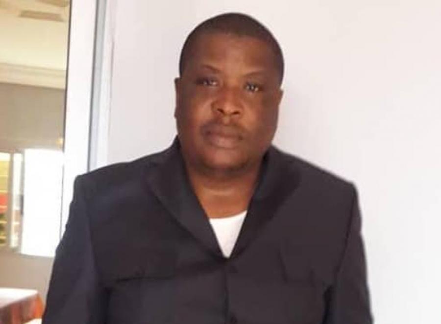 Pr Kaloga Mamadou, Directeur coordonnateur du Programme National de Lutte Contre l'Ulcu00e8re de Buruli.