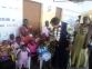 Bouaké: La ministre Euphrasie Yao visite...