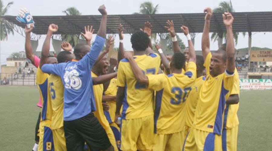 Côte d'Ivoire : l'ASEC remporte son 25e titre de champion