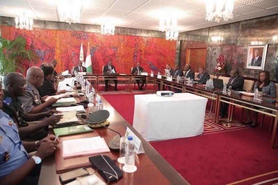 Attaques des postes de police et de gendarmerie: Des leaders politiques cités