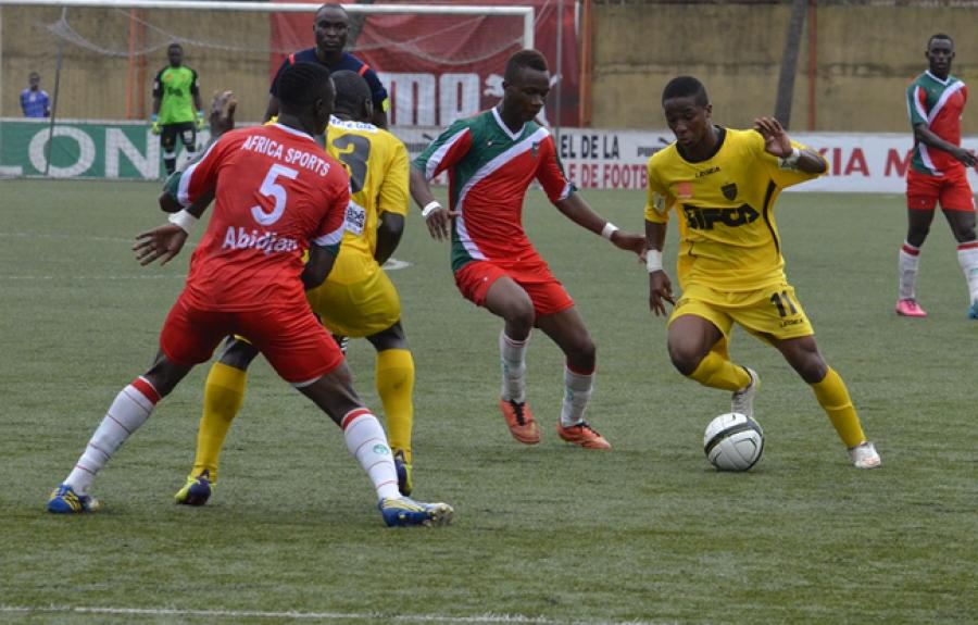 Afrique Côte d'Ivoire: L'ASEC remporte la Super Coupe face à Africa Sport