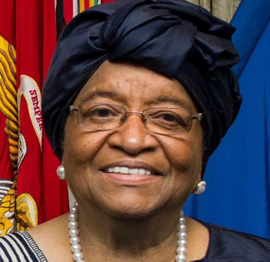 Sirleaf remporte le prix Mo Ibrahim (BBC)