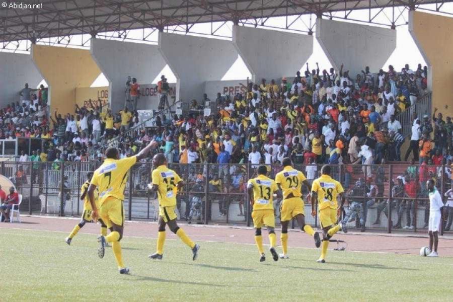 L'ASEC Abidjan décroche son 25eme titre national — Côte d'Ivoire