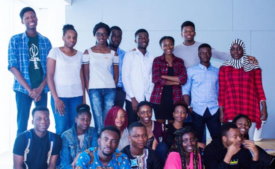 Malgru00e9 les difficultu00e9s, les u00e9tudiants ivoiriens sont contents d'u00eatre en terre rwandaise.