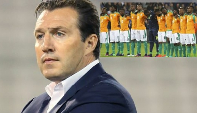 Football/Éléphants : Wilmots renforce son staff