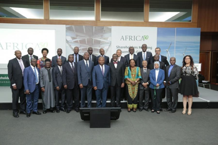 Adesina insiste sur la contribution des investissements privés — Financement des infrastructures