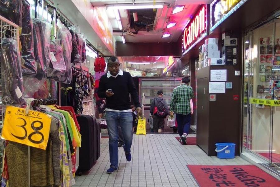 Chine : Guangzhou, lu2019eldorado des commeru00e7ants ivoiriens et des africains