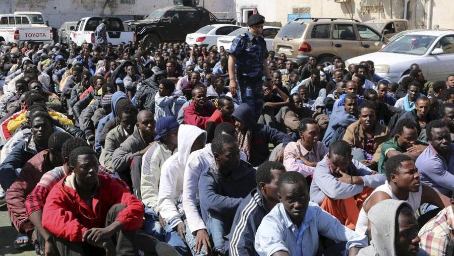 Réaction du Président nigérien — Libye-esclavage