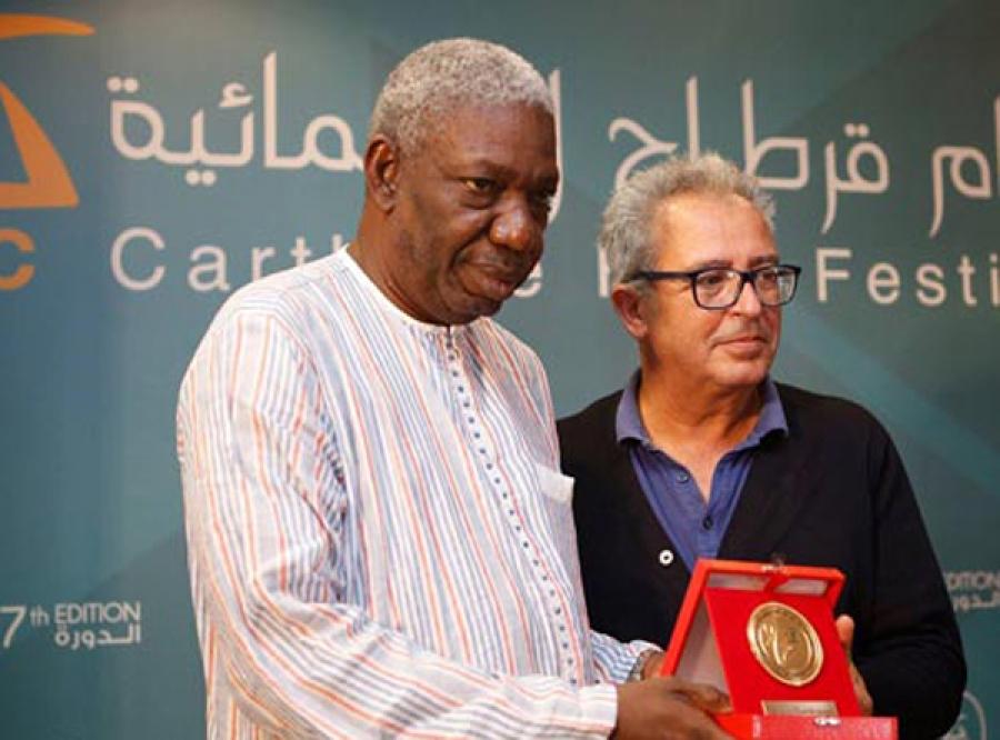 Le cinéaste burkinabé Idrissa Ouedraogo est mort à 64 ans