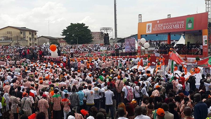 Henriette Diabaté à la tête du RDR — Côte d'Ivoire