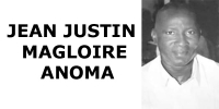 JEAN JUSTIN MAGLOIRE ANOMA
