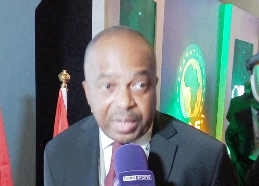 Michel Brizoua-Bi, pru00e9sident de la Commission de gouvernance de la Caf.