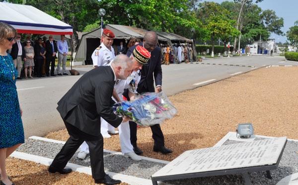Coopération bilatérale: La France honore les Forces armées de Côte d'Ivoire