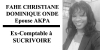FAHE CHRISTIANE DOMINIQUE ONDE Epouse AKPA