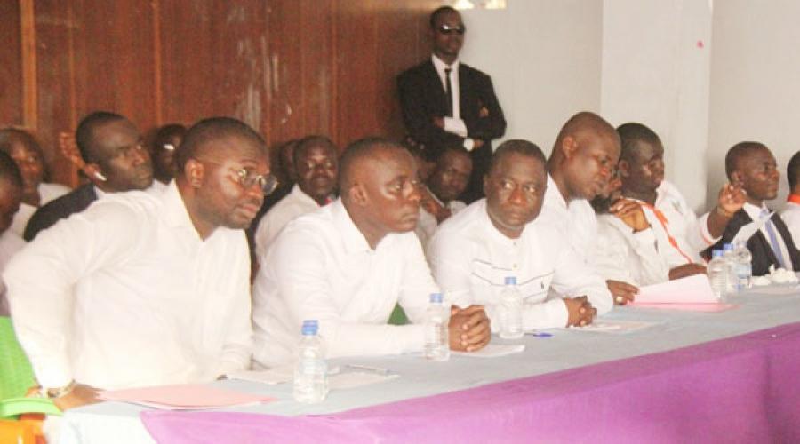 Les membres de la Coordination des mouvements et associations de soutien u00e0 Guillaume Kigbafori Soro sont du00e9terminu00e9s u00e0 u0153uvrer pour lu2019accession de leur champion u00e0 la magistrature supru00eame en 2020.