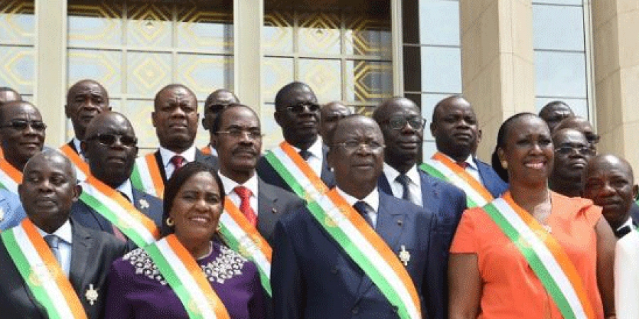 Les militants Rhdp de lu2019Iffou reconnaissants u00e0 Ouattara de la nomination de El Hadj Lamine Konatu00e9 comme su00e9nateur