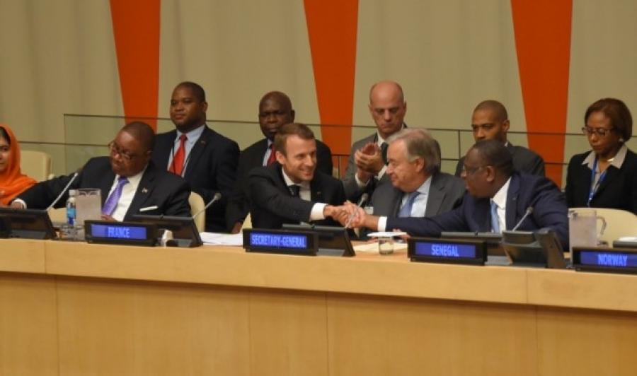 Regardez en direct la Conférence de financement du Partenariat mondial pour l'éducation
