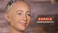 Sophia, le premier robot humanoïde, interviendra au transform africa summit 2019