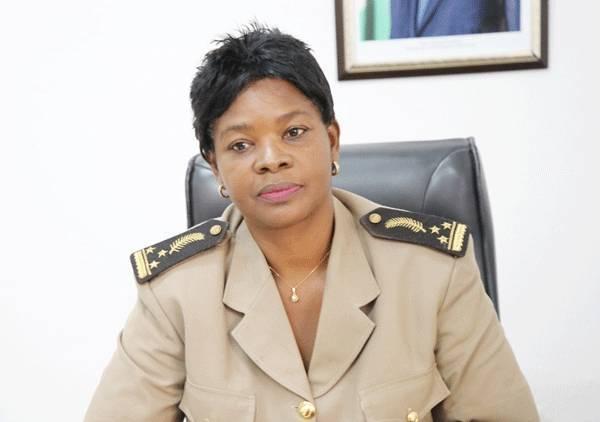 La préfette de Niakara, Matenin Ouattara