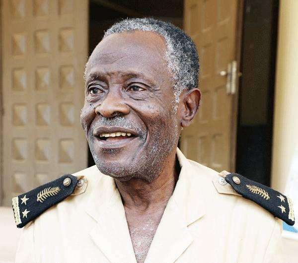 Le préfet de Dabakala     (Photo C. Kazony)
