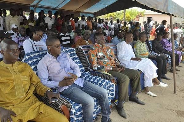 Les populations de Worofla rendent hommage à Amadou Gon Coulibaly (Dr)