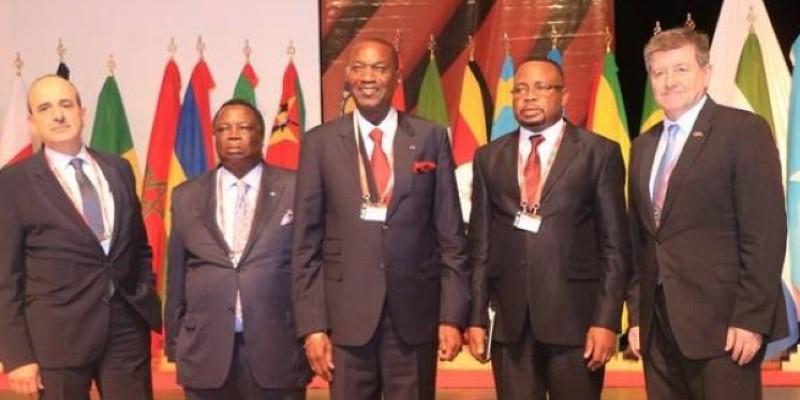 Les 54 pays africains, tous membres de l'Oit, ont répondu présents au rendez-vous d'Abidjan sur l'avenir du travail et la promotion l'emploi décent sur le continent. (SEBASTIEN KOUASSI)