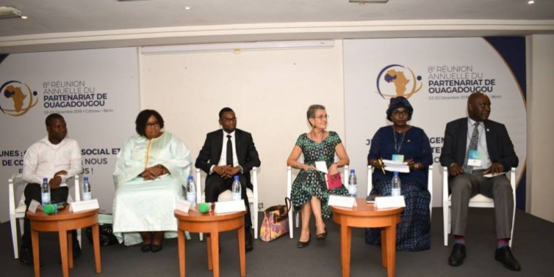 Pendant trois jours, Cotonou a accueilli les différentes délégations venues des neuf pays membres de l'unité de coordination du partenariat de Ouagadougou. (Isabelle Somian)