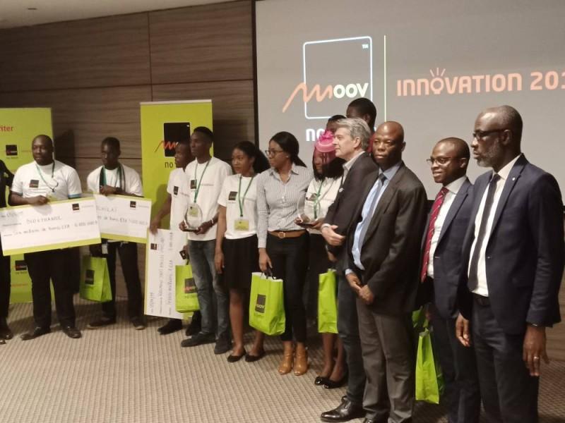 """""""Moov innovation"""", un concours en vue d'impulser l'innovation dans le secteur des Tic en Côte d'Ivoire"""