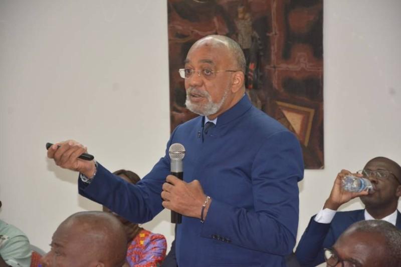 Paul Koureki, conseiller du garde des sceaux, en charge des questions de nationalité et d'apatridie. (DR)