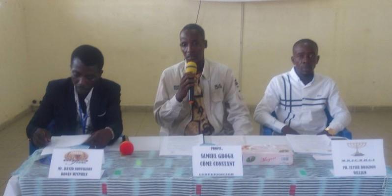 La société civile invite les acteurs politiques à la culture de la paix. (DR)