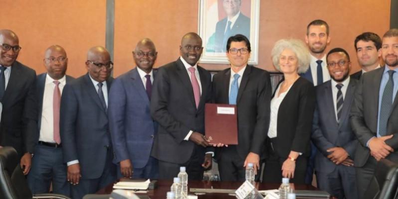 Le ministre Abdourahmane Cissé a situé la construction de cette centrale électrique Biomasse dans le cadre du Plan d'actions national des énergies renouvelables 2014-2030 de la Côte d'Ivoire. (DR)