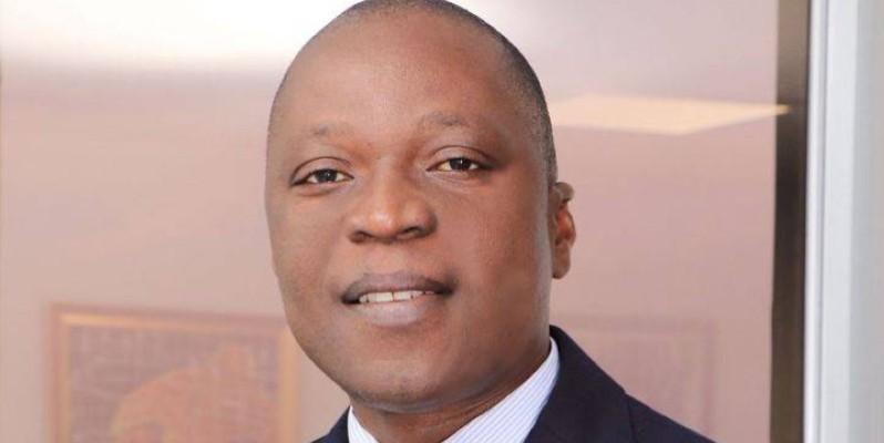 Le ministre ivoirien des transports, Amadou Koné. (DR)