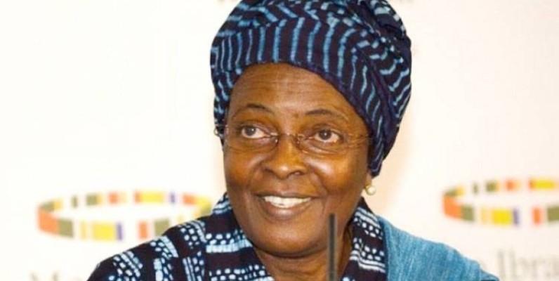 Aïcha Bah Diallo, porte-parole de la Fondation Mo Ibrahim. (DR)
