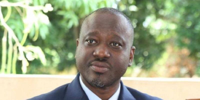 Guillaume Soro, candidat déclaré à la présidentielle de 2020. (DR)