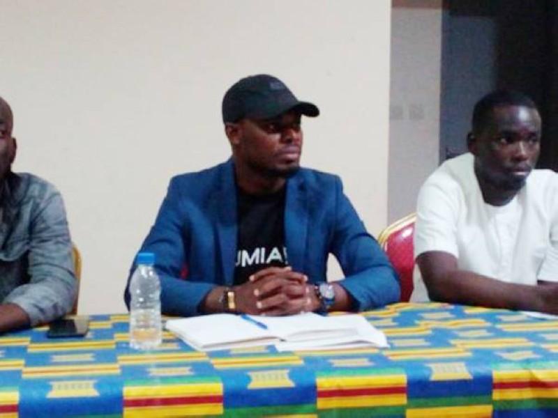 Le porte-parole des deflatés, Jean Roche Yomi (DR)