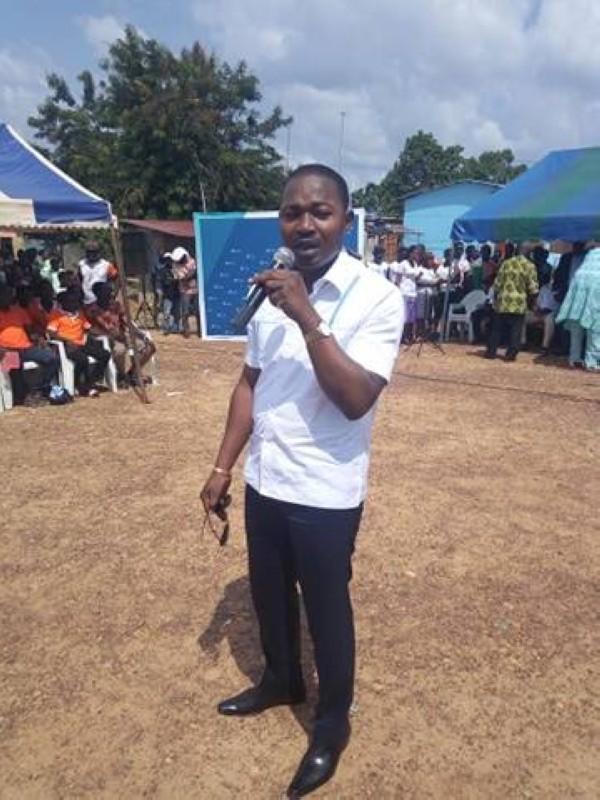 M'Bolo Nando Martin, cadre d'Agboville. (Dr)