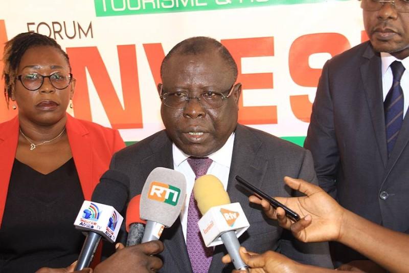Cissé Ibrahim Bacongo, maire de la commune de Koumassi, veut célébrer la renaissance de Koumassi. (DR)