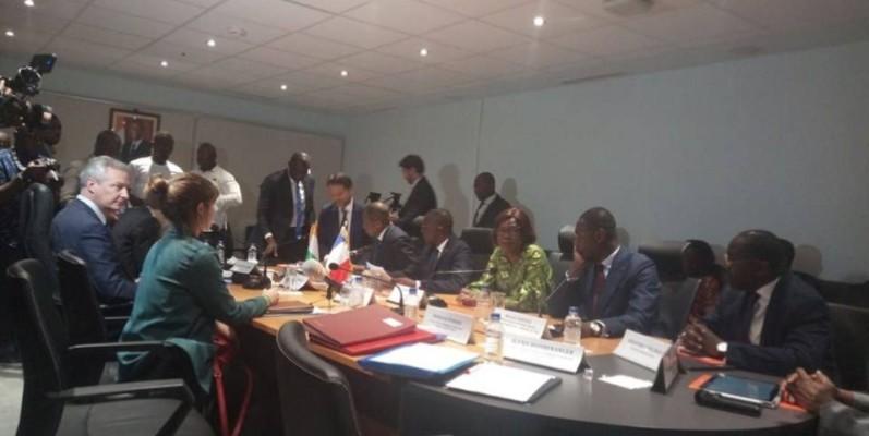 Avec la signature de ce document, il y a de fortes chances que les travaux de construction de la première ligne du Métro d'Abidjan débutent en 2020. (DR)