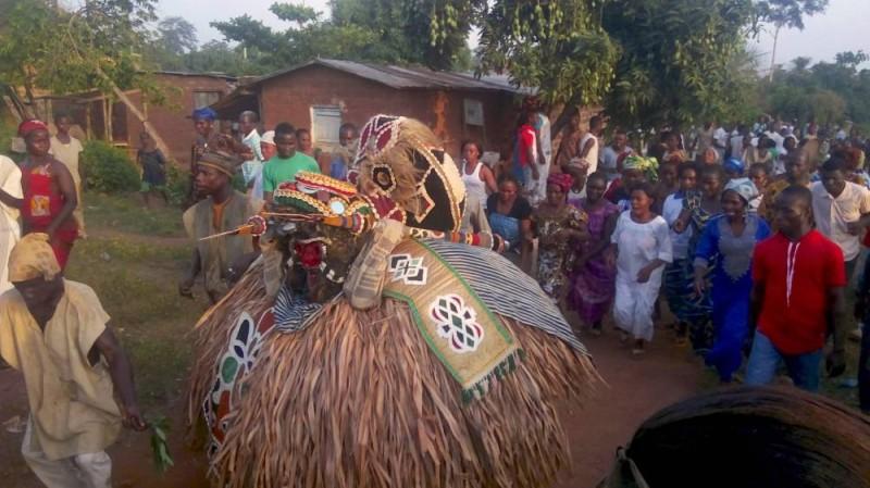 L'objectif de cette fête est de promouvoir et pérenniser la Culture Wê  (DR)