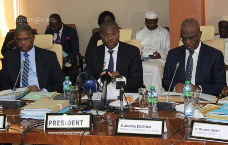 Le Conseil des ministres de l'Uemoa tenu à Abidjan