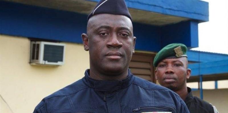Youssouf kouyaté, directeur général de la police ivoirienne. (DR)