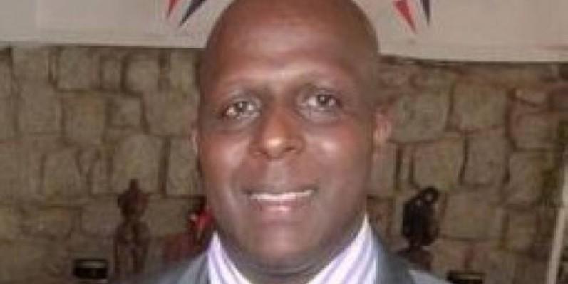 Aboubakar Titi Camara, conseiller technique du président de la Fédération guinéenne de football. (DR)