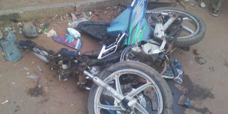 L'accident a causé la mort de deux hommes. (DR)