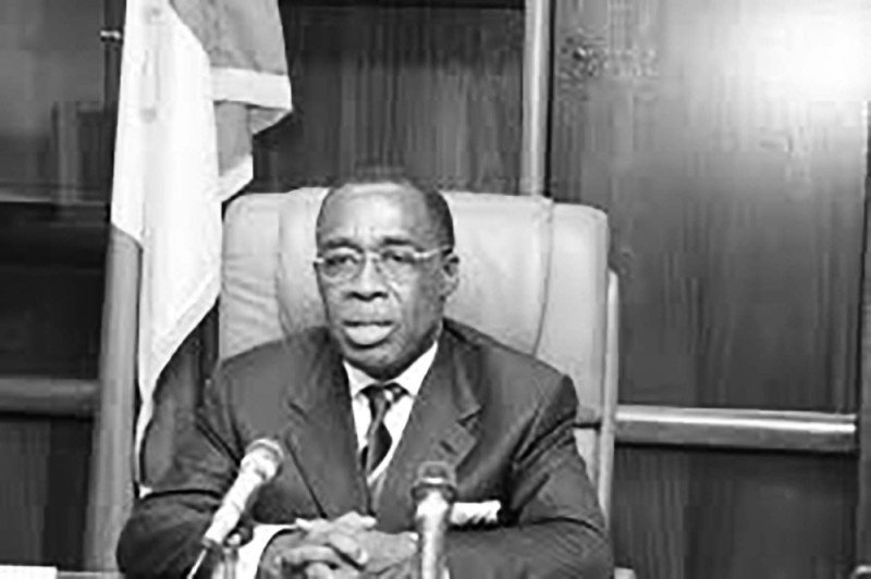 Le ministre Aka Aouélé est sorti satisfait de la visite. (PH: DR)