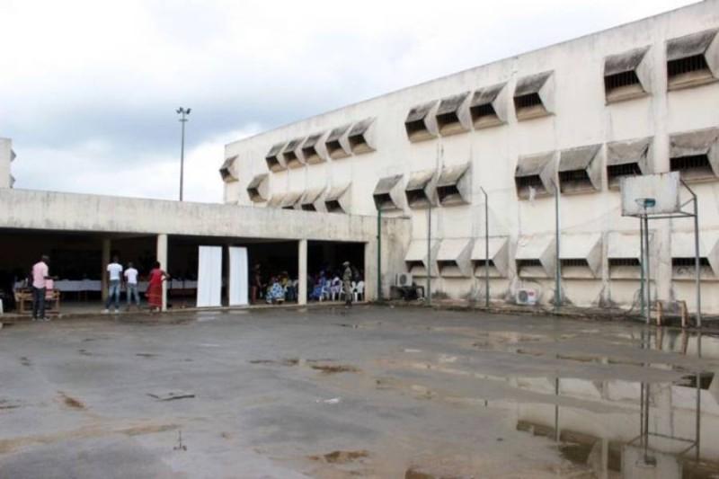La Maison d'arrêt et de correction d'Abidjan (DR)