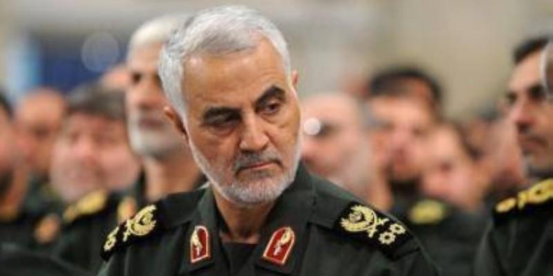 Le général iranien Qassem Soleimani tué dans des frappes américaines. (Dr)