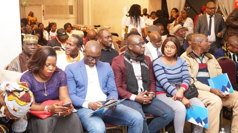 Une mobilisation à la dimension de l'hommage aux deux directeurs généraux (DR)