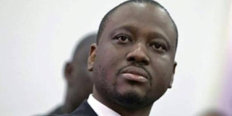 Guillaume Soro inconsolable après le décès du colonel Issiaka Ouattara. (Dr)